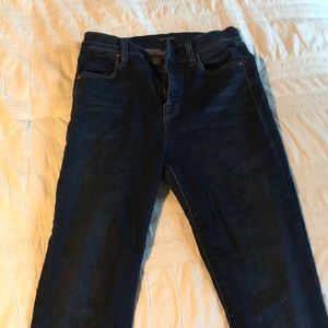 J Brand Maria jeans in Fleeting